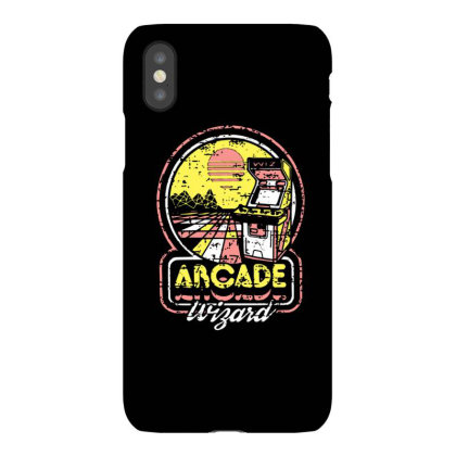 Old Games Iphonex Case Designed By Hofmantrs