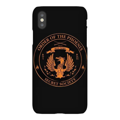 Order Of The Phoenix   Member Shirt Iphonex Case Designed By Hofmantrs