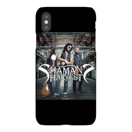 Shaman Harvest C1 Iphonex Case Designed By Princeone