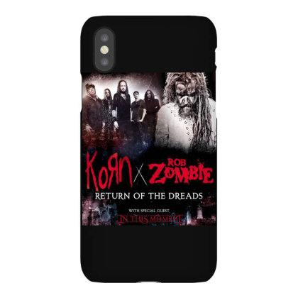 Zombie And The Rob 1r2 Iphonex Case Designed By Princeone