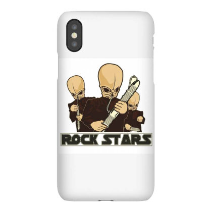 Alien Rock Star Iphonex Case Designed By Princeone
