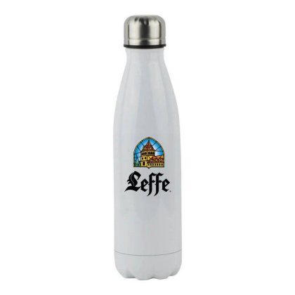 Building Leffe Classic Stainless Steel Water Bottle Designed By Princeone