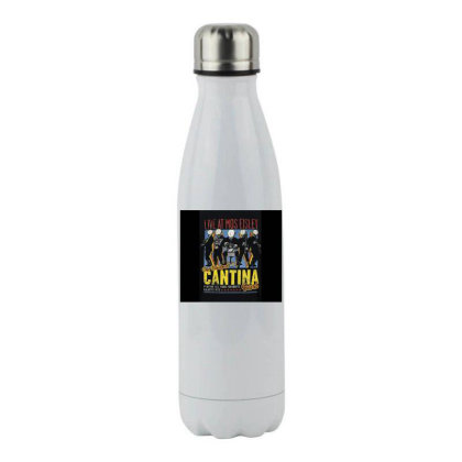 Fabuolus Stainless Steel Water Bottle Designed By Princeone