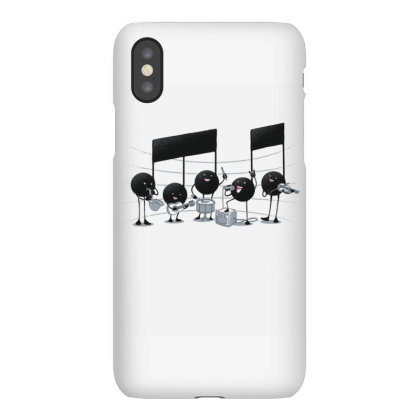 The Entertainer - Music Lover Iphonex Case Designed By Tmax