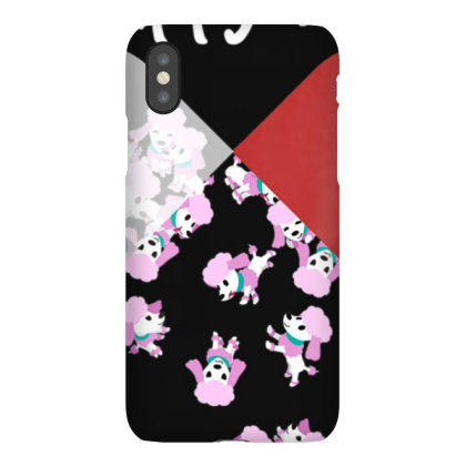 Poodles Happy Pill Shirt. Poodle Mom Dad Gifts Cute Iphonex Case Designed By Time0205