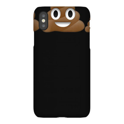 Poop Family Emoji Emoticon Smiley  For Mom Dad Geek  T Shirt Iphonex Case Designed By Cute2580