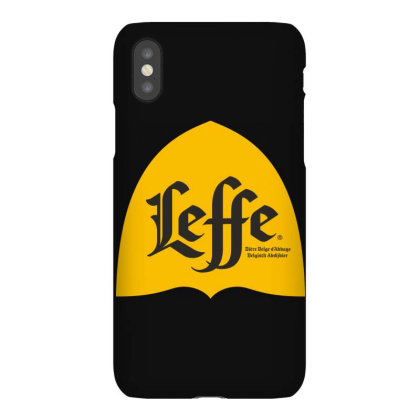 Yellow Leffe Classicc Beer Iphonex Case Designed By Princeone