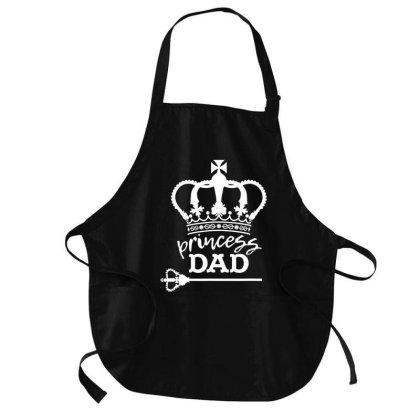 P.r.i.n.c.e.s.s   Dad  Dad    T Shirt Medium-length Apron Designed By Cute2580