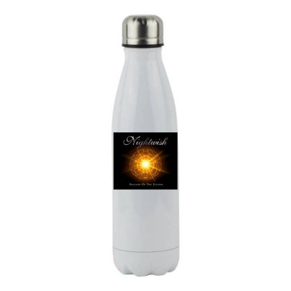 Ballads Of The Eclipse Stainless Steel Water Bottle Designed By Princeone