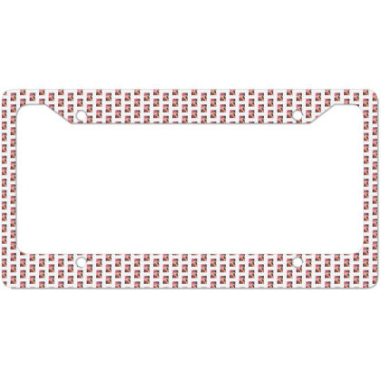 Hawaiigirl License Plate Frame Designed By Designsbymallika