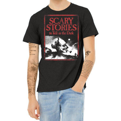 The Scary Terror Stories Heather T-shirt Designed By Activoskishop