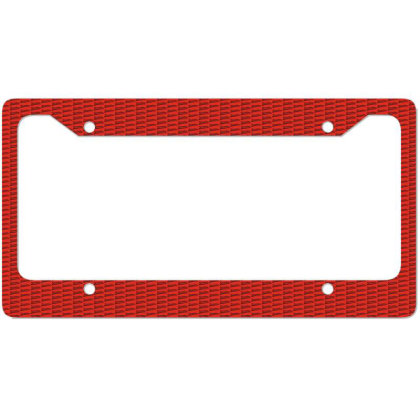 Scranton - The Office License Plate Frame Designed By Vetor Total