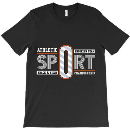 Sport Atletic T-shirt Designed By Hatta1976