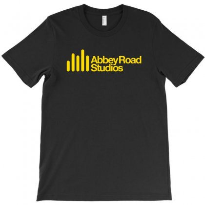 Abbey Road Studios Main Logo T-shirt Designed By Mdk Art