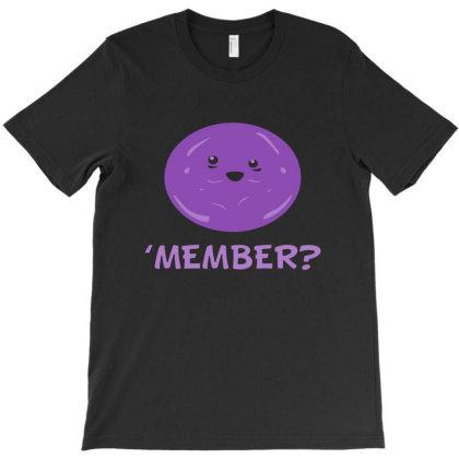 Member Berries T-shirt Designed By Ismi4
