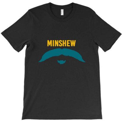 Minshew T-shirt Designed By Ismi4