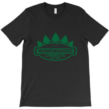 Morningwood Lumber Company T-shirt Designed By Ismi4