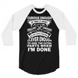 curious enough 3/4 Sleeve Shirt | Artistshot