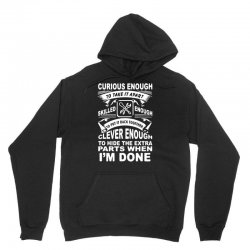 curious enough Unisex Hoodie | Artistshot