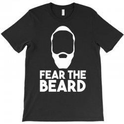 fear the beard T-Shirt | Artistshot