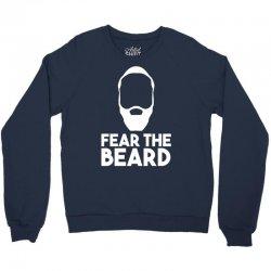 fear the beard Crewneck Sweatshirt | Artistshot