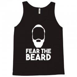 fear the beard Tank Top | Artistshot