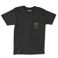 Mens Father-in-law The Man The Myth The Legend   Father's Day Pocket T-shirt Designed By Cidolopez