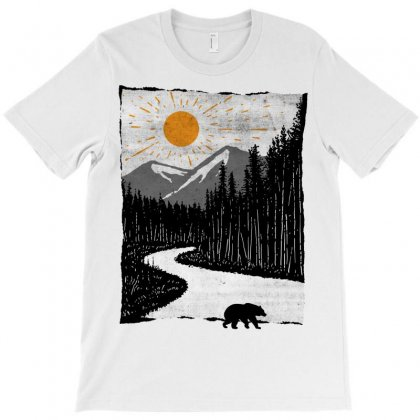 Wild T-shirt Designed By Quilimo