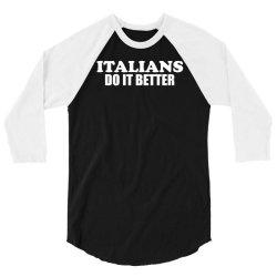 funny slogan 3/4 Sleeve Shirt | Artistshot