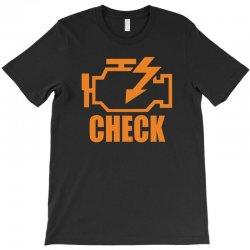 check engine T-Shirt | Artistshot