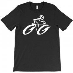 cyclist road bike biking T-Shirt | Artistshot