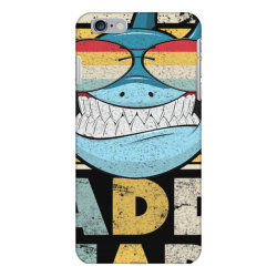 daddy shark shirt, gift for dad t shirt iPhone 6 Plus/6s Plus Case | Artistshot