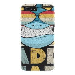 daddy shark shirt, gift for dad t shirt iPhone 7 Plus Case | Artistshot