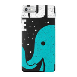 daddy to be elephant dad father pregnancy baby love shirt iPhone 7 Case | Artistshot