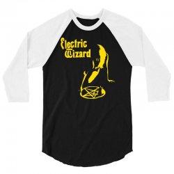 electric wizard doom stoner psych pentagram 3/4 Sleeve Shirt | Artistshot