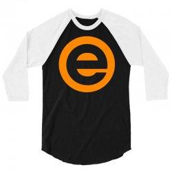 example style massive logo 3/4 Sleeve Shirt | Artistshot
