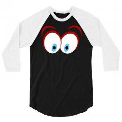 eyes gift or stocking filler 3/4 Sleeve Shirt | Artistshot