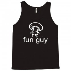 fun guy mushroom Tank Top | Artistshot