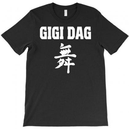 Gigi D Agostino Music Deejay Disco T-shirt Designed By Mdk Art