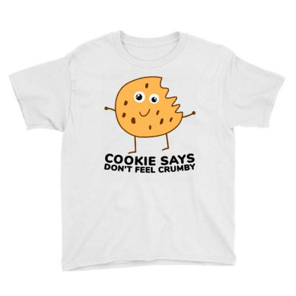 Chip The Cookie Youth Tee Designed By Jurdex Tees