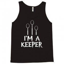 i am a keeper Tank Top | Artistshot