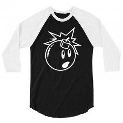 illest bomb face 3/4 Sleeve Shirt | Artistshot