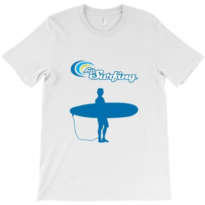 The Surfing T-shirt Designed By Achmad