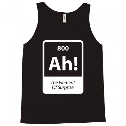 Element Of Surprise Tank Top Designed By Gematees