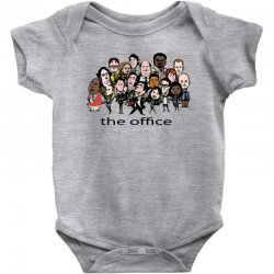 The Office Baby Bodysuit | Artistshot