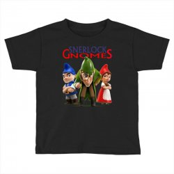 Sherlock Gnomes Toddler T-shirt   Artistshot