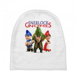 Sherlock Gnomes Baby Beanies   Artistshot