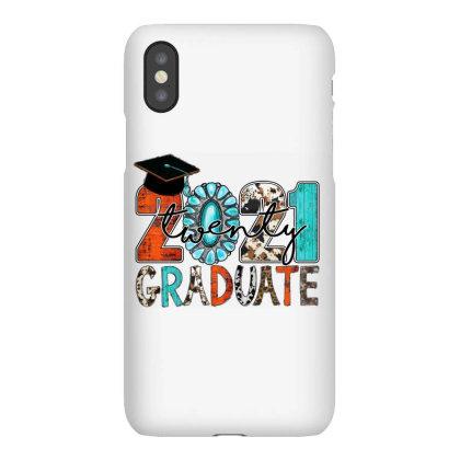 2021 Twenty Graduate Iphonex Case Designed By Badaudesign