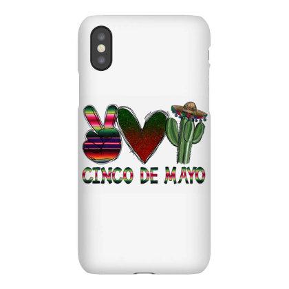 Cinco De Mayo Iphonex Case Designed By Badaudesign