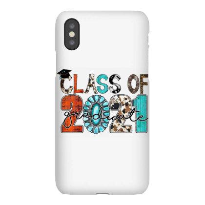 Class Of 2021 Graduate Iphonex Case Designed By Badaudesign